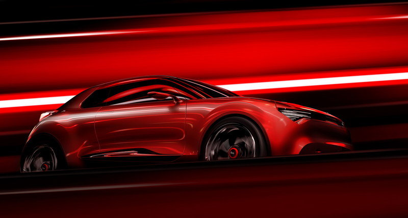 Kia Teases a New Concept That's Heading to the Geneva Motor Show