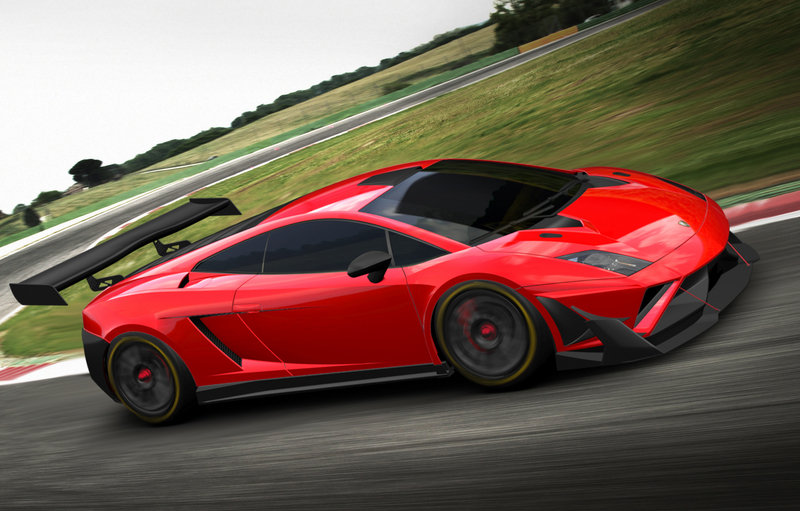 2013 Lamborghini Gallardo GT3 FL2 High Resolution Exterior Wallpaper quality - image 490864