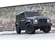 Land Rover Defender Military Edition by Kahn Design