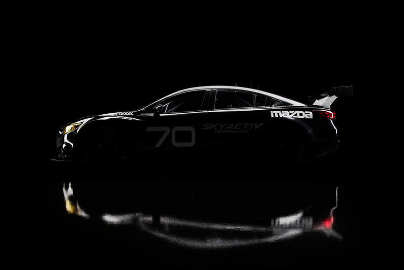 2013 Mazda6 Daytona 24 Race Car