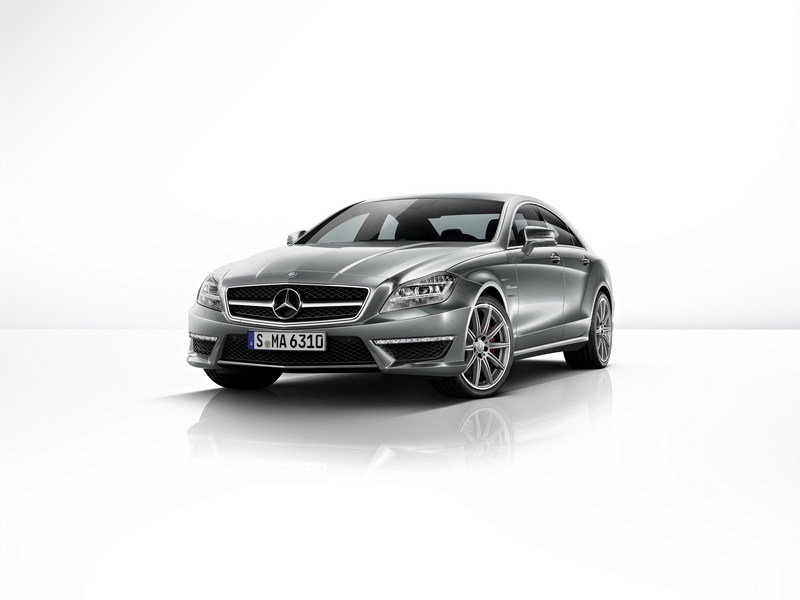 2014 Mercedes CLS 63 AMG S-Model High Resolution Exterior - image 488630