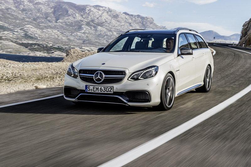 2014 Mercedes E 63 AMG S-Model High Resolution Exterior Wallpaper quality - image 488677