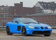 Mercedes SLR McLaren by CUT48 And Edo Competition