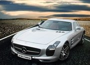 Mercedes SLS AMG by Vilner