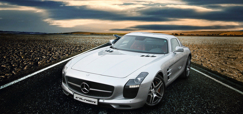 2013 Mercedes SLS AMG by Vilner