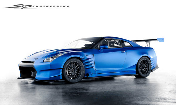 Nissan Gt R R35 To Star In Fast And Furious 6 Car News