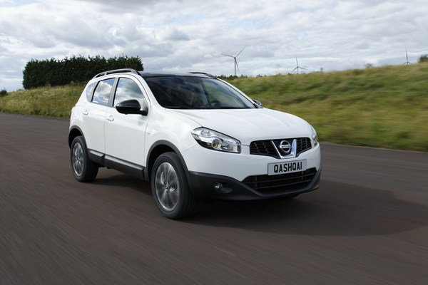 2013 nissan qashqai 360 edition review top speed. Black Bedroom Furniture Sets. Home Design Ideas