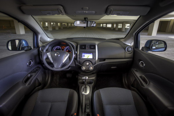 2014 Nissan Versa Note | car review @ Top Speed