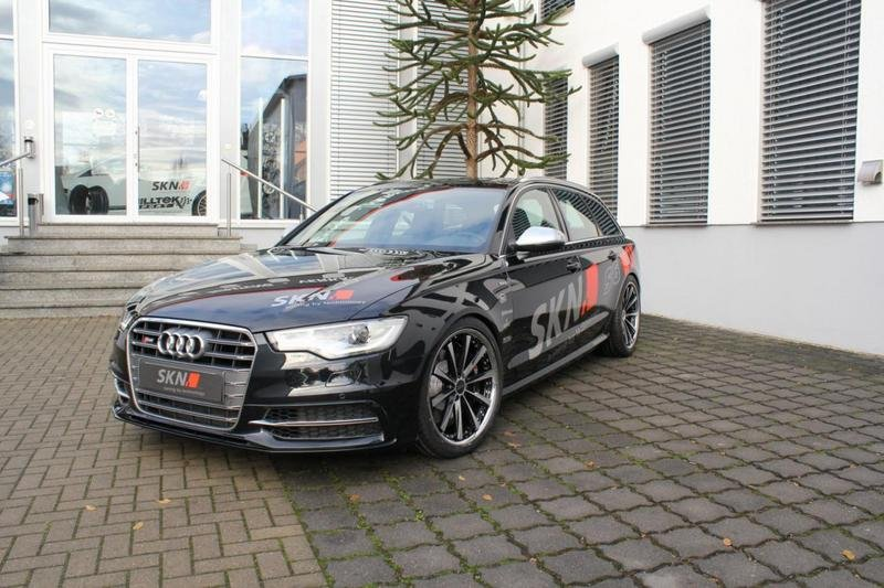 SKN Adds up to 140 Horsepower to the Mighty Audi S6