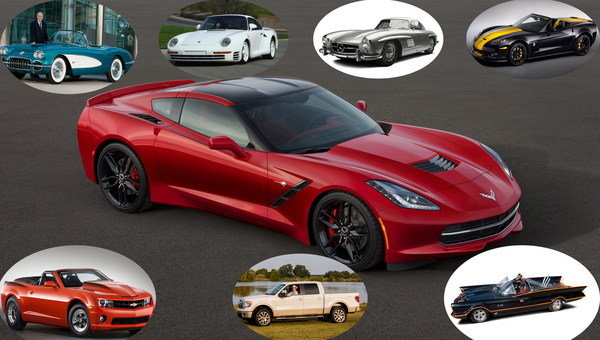 the most intriguing cars that were sold at barrett-jackson scottsdale picture
