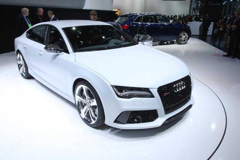 Top 5 Debuts at the 2013 Detroit Auto Show Exterior AutoShow - image 490046