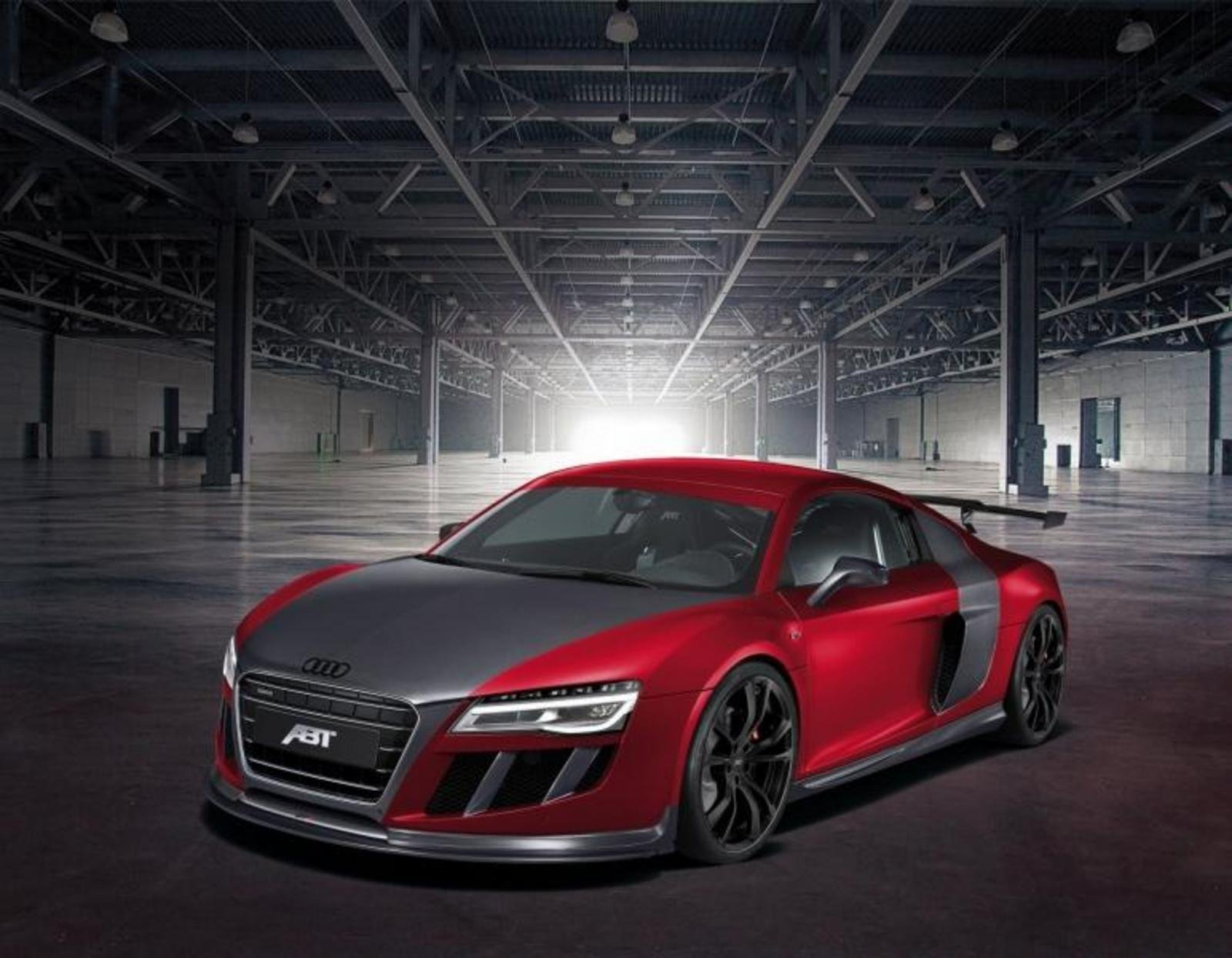 2013 Audi R8 Gtr By Abt Sportsline Review Top Speed