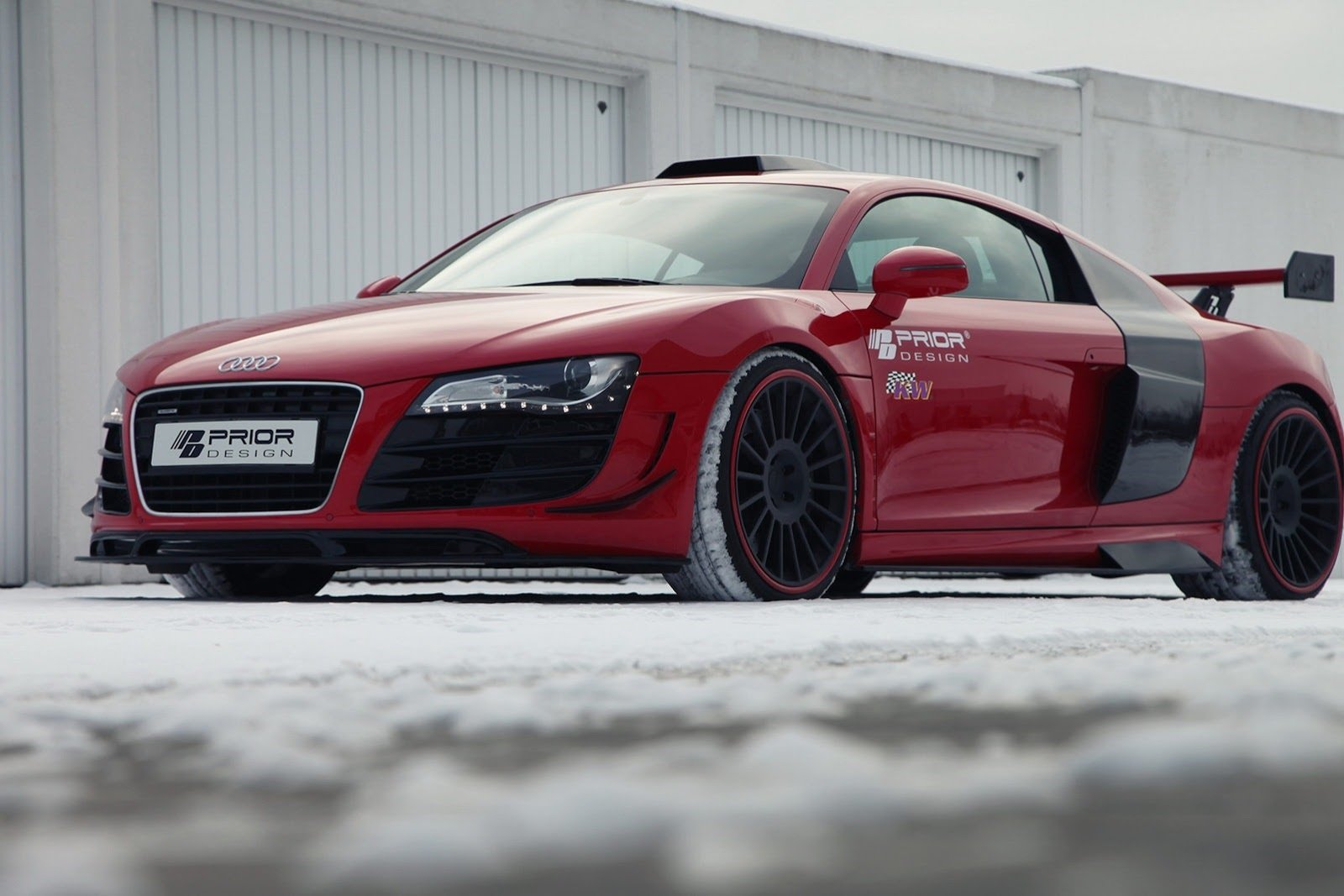 2013 Audi R8 Pd Gt650 By Prior Design Top Speed