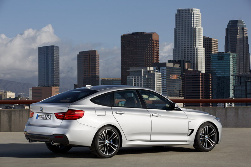 2014 BMW 3-Series GT High Resolution Exterior - image 491821