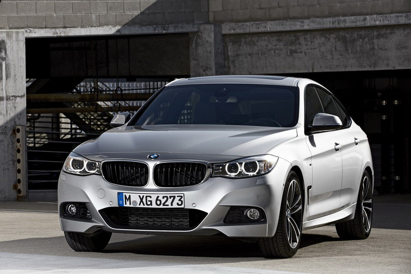 2014 BMW 3-Series GT High Resolution Exterior - image 491824