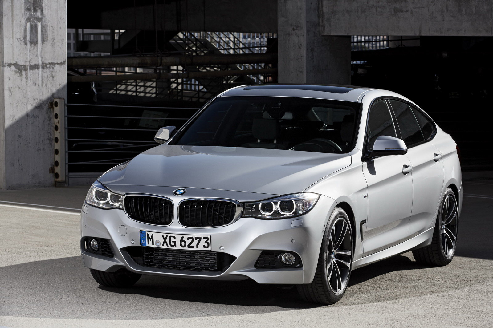 2014 bmw 3-series gt review - top speed