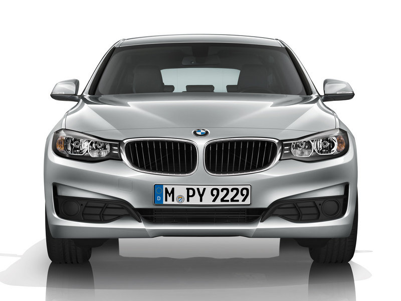 2014 BMW 3-Series GT High Resolution Exterior - image 491636