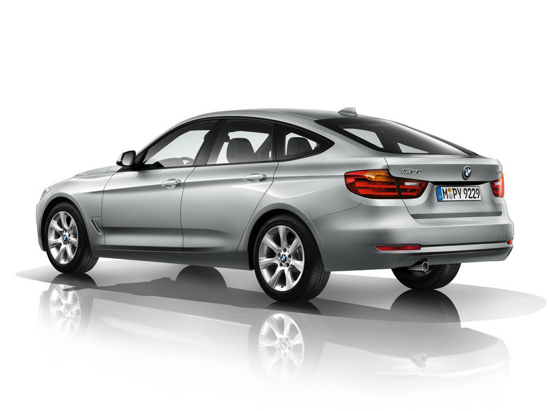 2014 BMW 3-Series GT High Resolution Exterior - image 491637