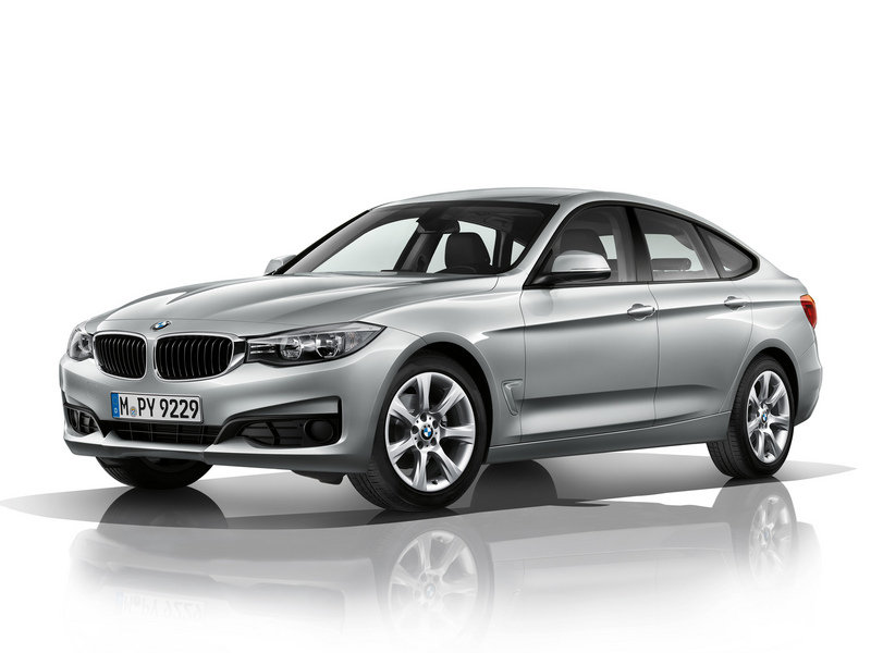 2014 BMW 3-Series GT High Resolution Exterior - image 491638