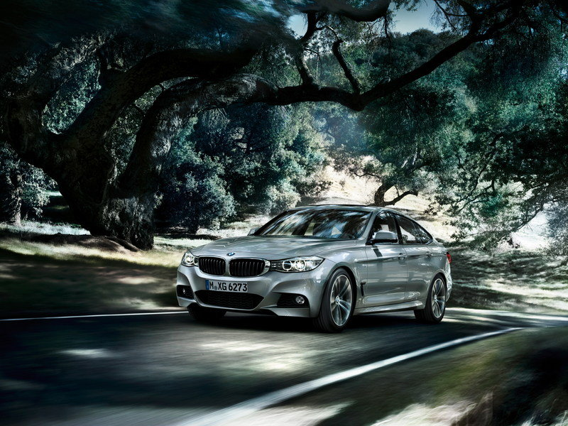 2014 BMW 3-Series GT High Resolution Exterior Wallpaper quality - image 491770