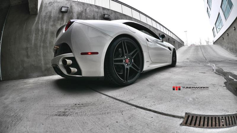 2013 Ferrari California by Tunerworks Performance