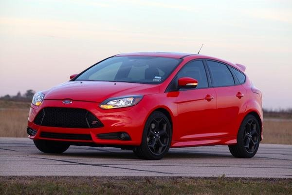 2013 Ford Focus ST By Hennessey