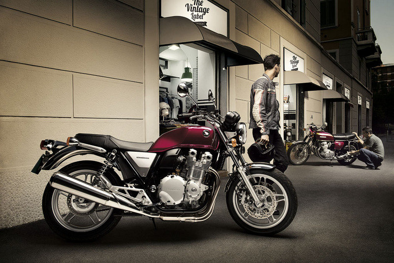 2013 Honda CB1100 High Resolution Exterior - image 493988