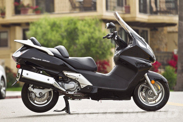 2013 Honda Silver Wing Abs Picture 494175 Motorcycle