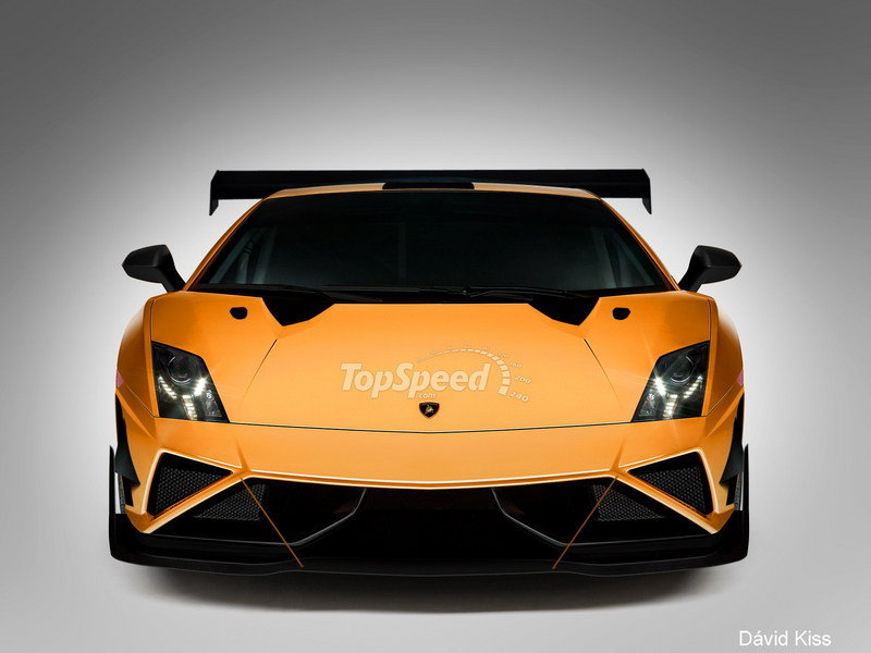 2013 Lamborghini Gallardo GT3 FL2 Exterior Computer Renderings and Photoshop - image 491471