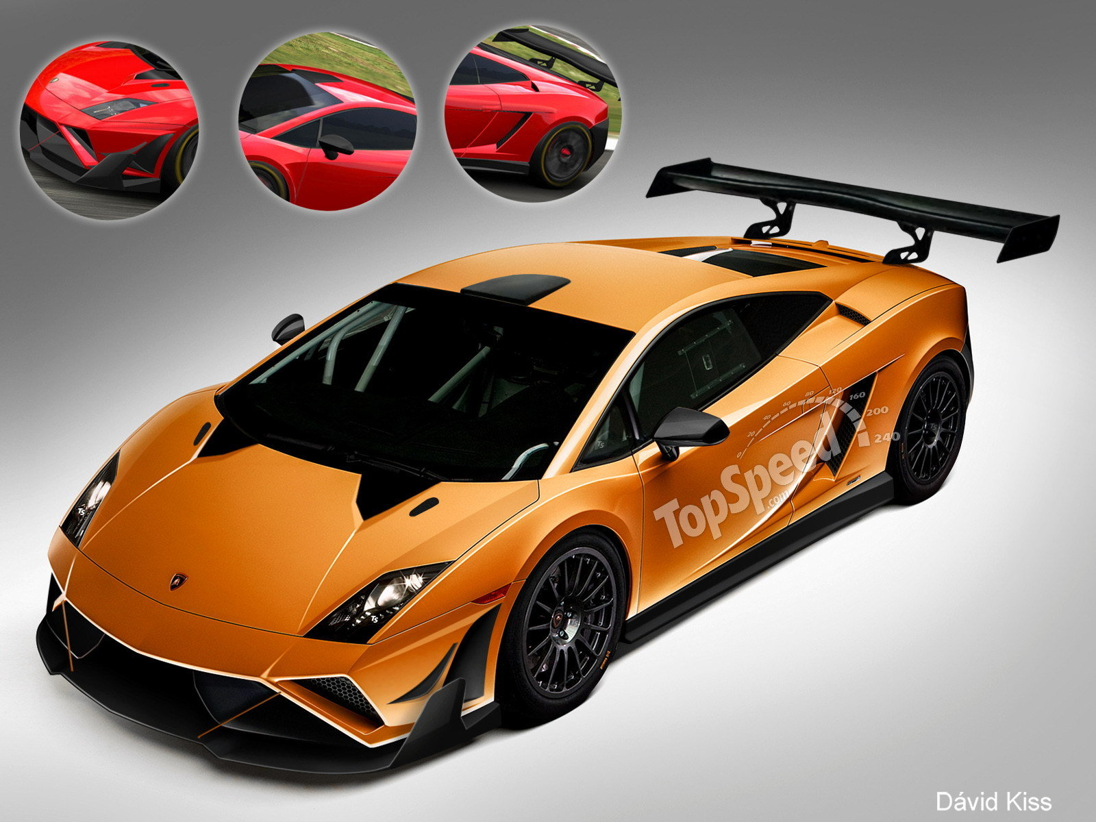 2013 Lamborghini Gallardo Gt3 Fl2 Top Speed