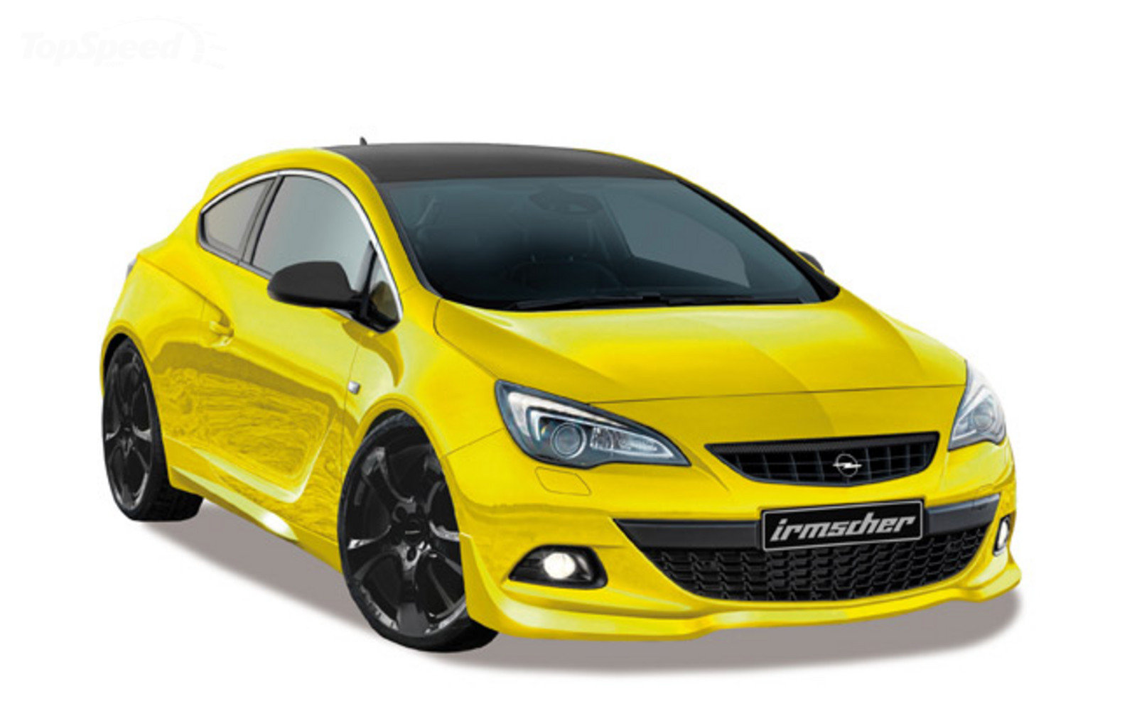 2013 opel astra gtc sport 45 special edition by imscherer review top speed