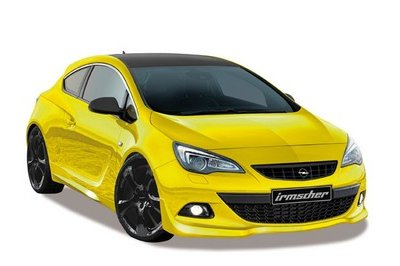 2013 Opel Astra GTC Sport 45 Special Edition by Imscherer