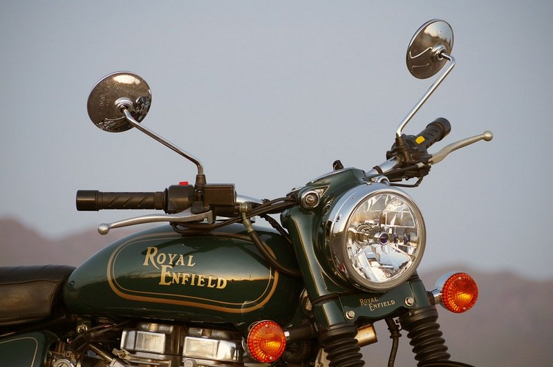 2013 Royal Enfield Bullet G5 Classic