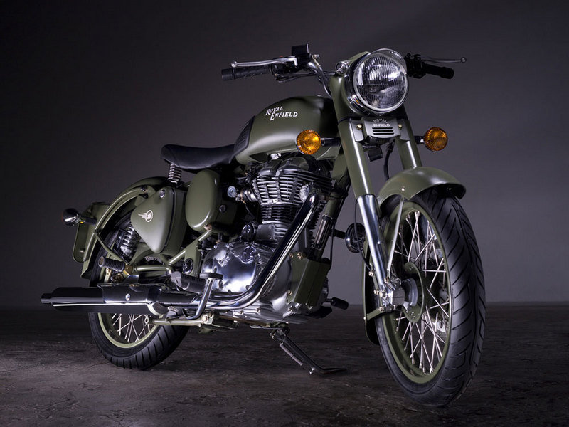 2013 Royal Enfield Bullet C5 Military Exterior - image 491449