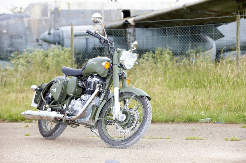 2013 Royal Enfield Bullet C5 Military Exterior Wallpaper quality - image 491453
