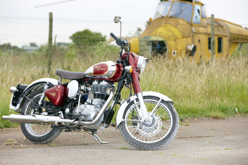 2013 Royal Enfield Bullet C5 Chrome High Resolution Exterior - image 491457