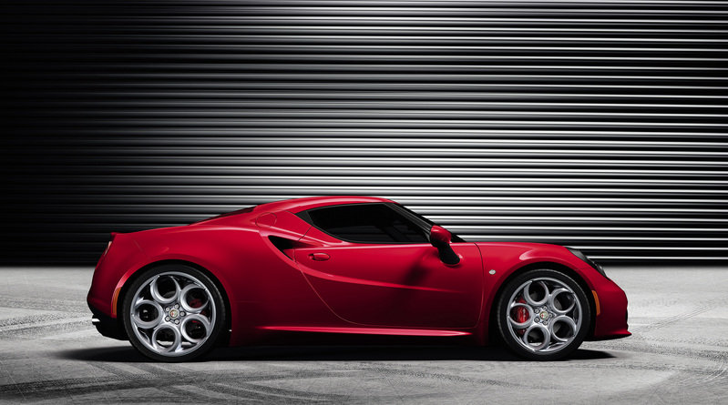 2014 Alfa Romeo 4C High Resolution Exterior - image 494451