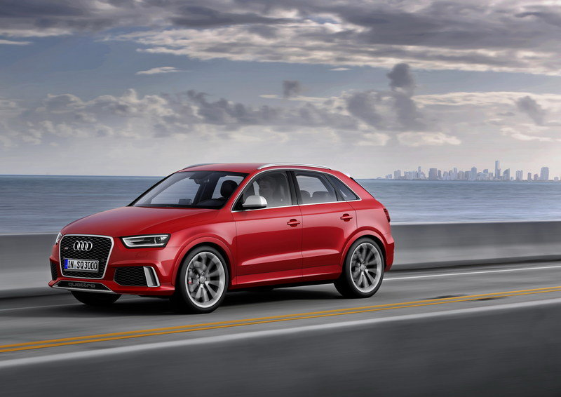 2014 Audi RS Q3 High Resolution Exterior - image 493345