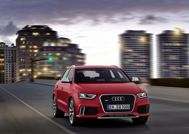 2014 Audi RS Q3 High Resolution Exterior Wallpaper quality - image 493346