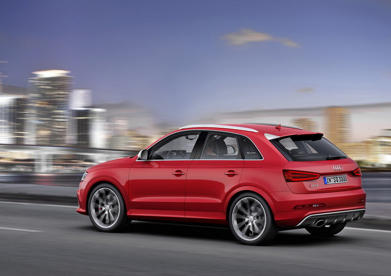 2014 Audi RS Q3 High Resolution Exterior - image 493347