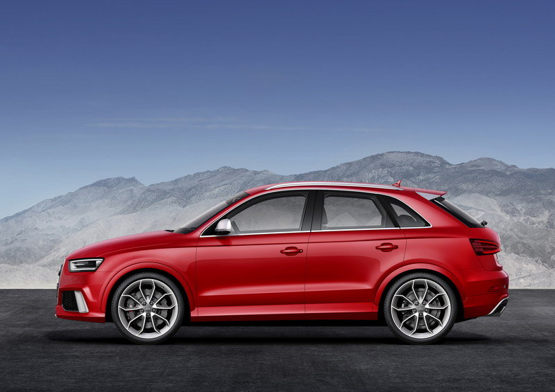 2014 Audi RS Q3 High Resolution Exterior - image 493335