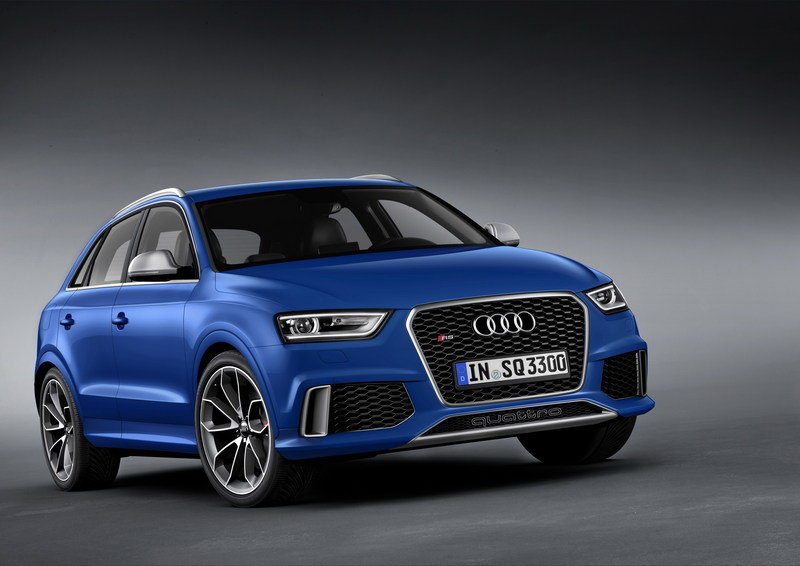 2014 Audi RS Q3 High Resolution Exterior - image 493339