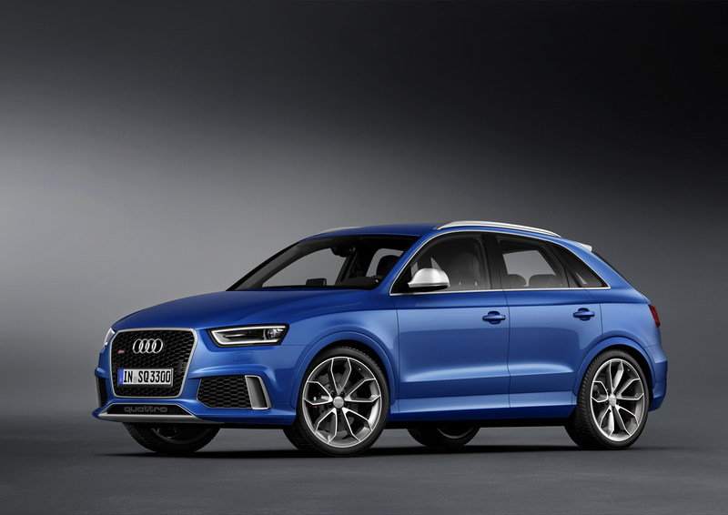 2014 Audi RS Q3 High Resolution Exterior - image 493340