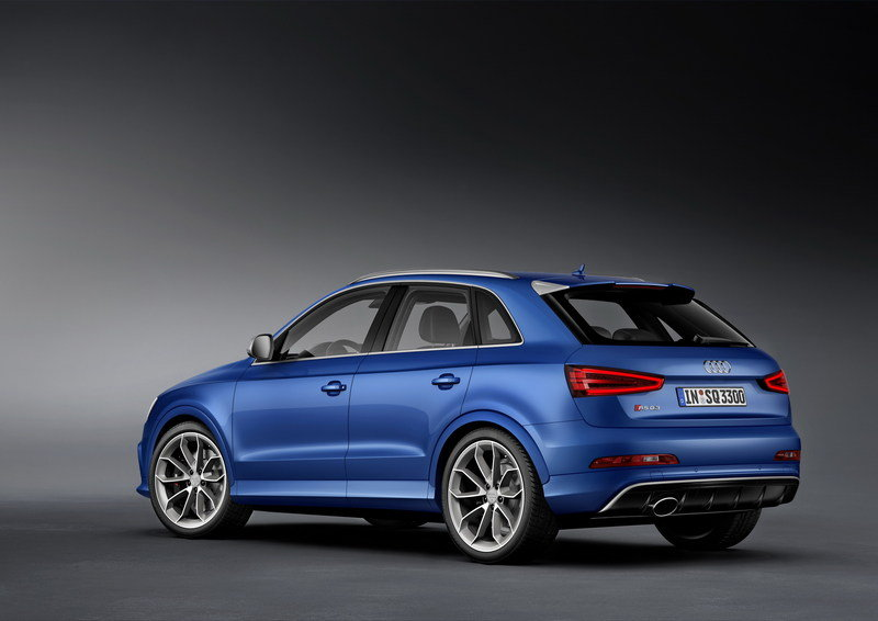 2014 Audi RS Q3 High Resolution Exterior - image 493341
