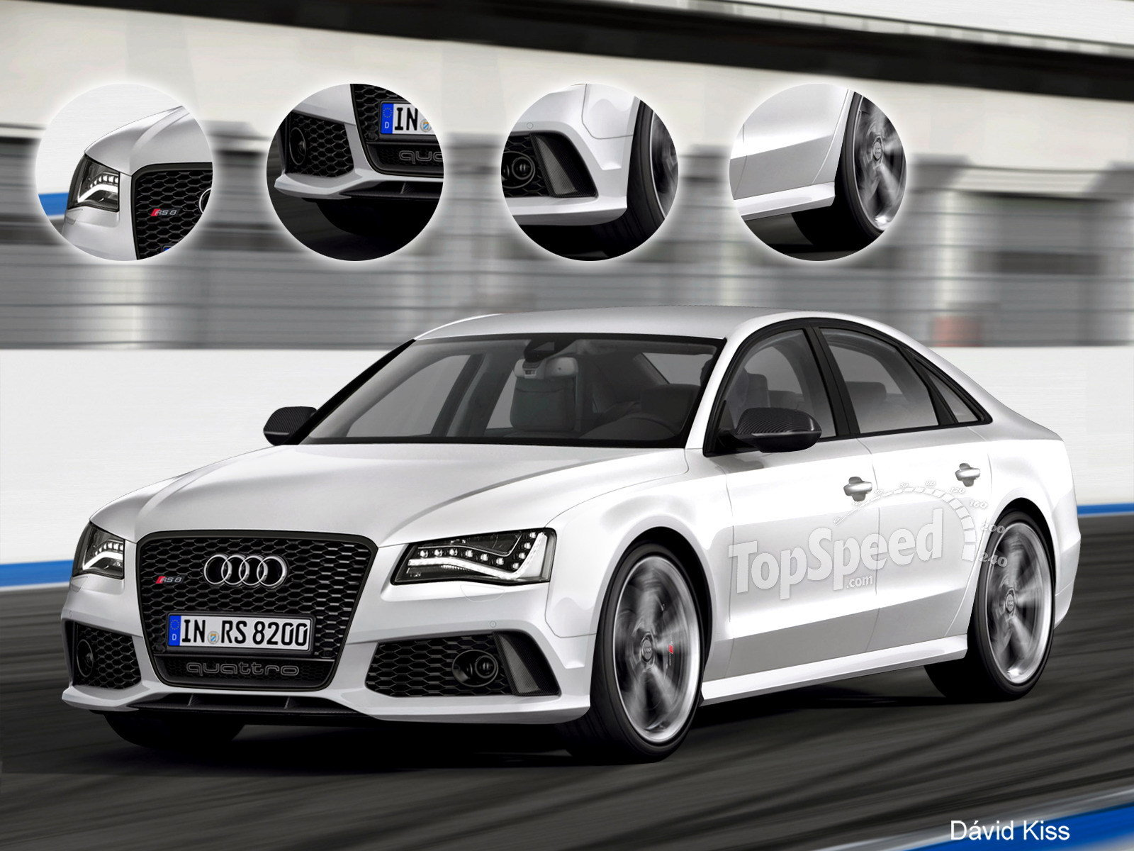 Image Gallery 2014 Audi Rs8