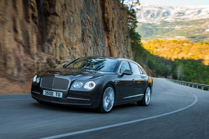2014 Bentley Flying Spur High Resolution Exterior Wallpaper quality - image 493357