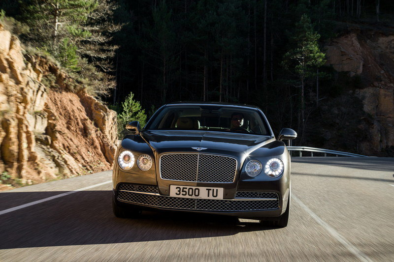 2014 Bentley Flying Spur High Resolution Exterior - image 493359