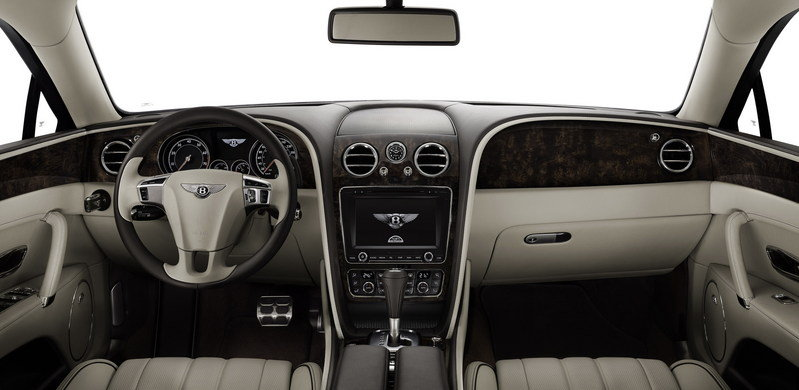 2014 Bentley Flying Spur High Resolution Interior - image 493361