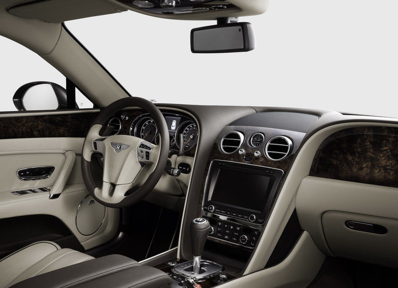 2014 Bentley Flying Spur Interior - image 493362