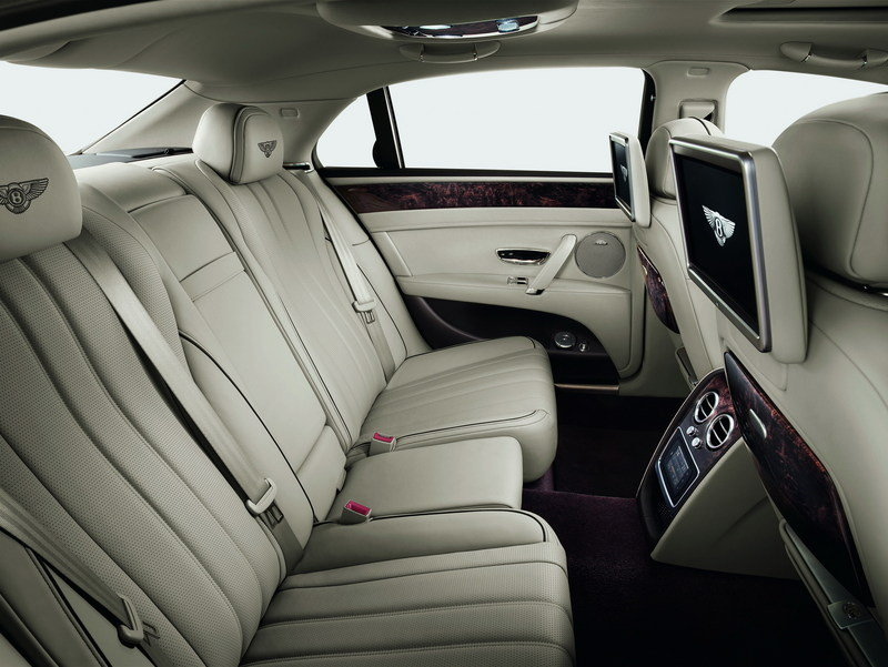 2014 Bentley Flying Spur Interior - image 493363
